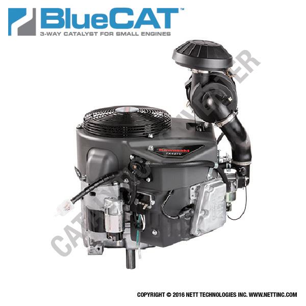 kawasaki small engine exhaust, muffler, parts and emission solution