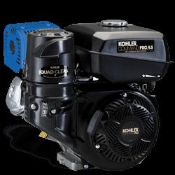 Kohler Small-Engine with Nett 3-Way Catalytic Converter