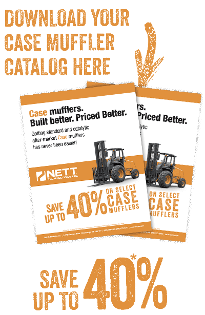 Case Mufflers  Built better  Priced better  | NETT