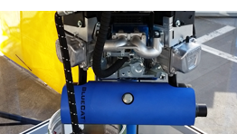 Product picture of the BlueCAT SSI (Small Spalr-Ignition Engine)