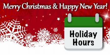 Nett Technologies Holiday Hours 2018