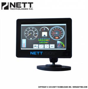 NettVision GUI