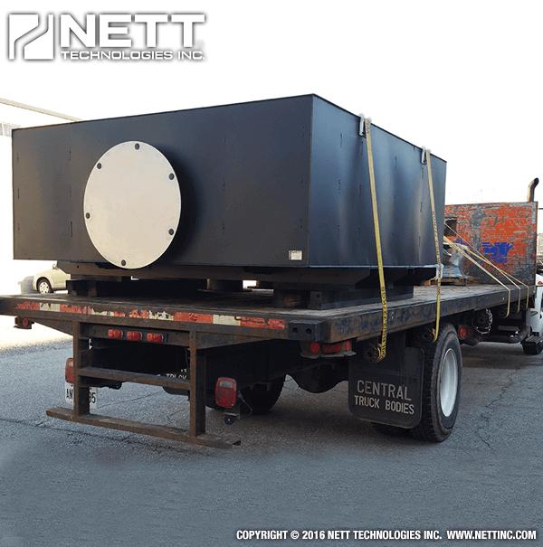 Power Generator Silencers, Silencer Accessories | Nett Technologies